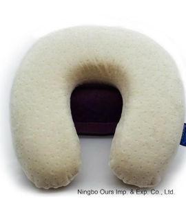 Algodão de Memória Tipo U fornecedor Chinês de almofadas do bocal de Viagem