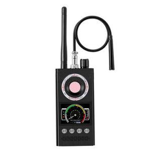Spy Detector de errores de tipo magnético cazador GPS GPS multifuncional de la cámara espía Detector Infrarrojo lector RF Buscador