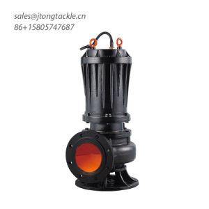 Eaux usées submersible pour eaux usées de la pompe de jardin d'eau garantie ferme de la qualité de la pompe à prix raisonnable Wq