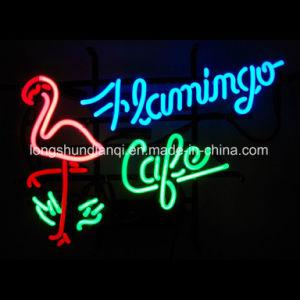 11-15W IP65 IP68 kundenspezifisches LED Flamingo-Neonzeichen für im Freiendekoration