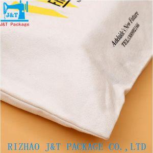 Logotipo do grossista barato promocionais Imprimir Reciclar durável tecido Personalizado Calico Lona de Algodão orgânico Saco Sacola de Compras