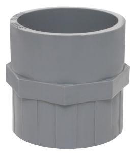 PVC Montage solvant mixte norme DIN PN10