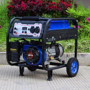 Piccolo generatore a pile domestico della benzina del Portable 6.5HP del collegare di rame di uso 2.5kVA 2.5kw 2500W del bisonte (Cina)