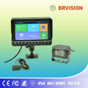 Novo Design Brvision Monitor de navegação GPS Android (BR-TM7002-ADR)