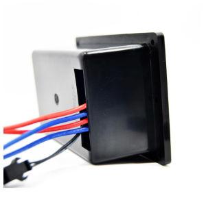 Controlador digital de LCD con temporizador para sala de sauna spa para pies