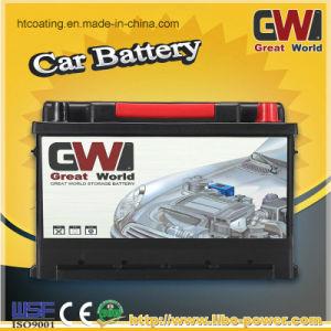 DIN75 MF de l'automobile batterie de voiture de plomb-acide