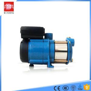 Pompe à eau multi-étages horizontale en acier inoxydable (MH1300)