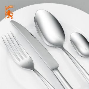 304 forcelle su ordine degli articoli per la tavola dell'acciaio inossidabile/coltelleria ambientale lama/del cucchiaio