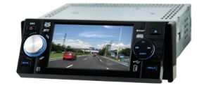텔레비젼 조율사, 선택적인 Bluetooth 및 GPS (SL-4301)를 가진 에서 돌진 4.3 인치 TFT 차 DVD