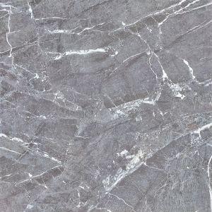 aspecto de mrmol gris 600x600 pulido azulejos de porcelana esmaltada - Marmol Gris