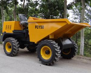 5 van de Diesel van de ton Vrachtwagen de MiniStortplaats van de Concrete Mixer voor Verkoop