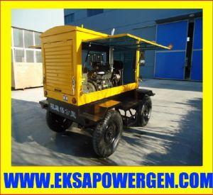120kw Groupe électrogène de remorque (EK-100)