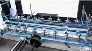La mejor nueva serie de Tecnología de plegado de papel de alta calidad de la máquina de encolado (GK-1600PC).