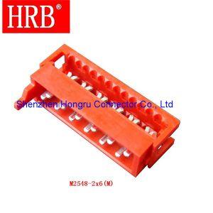 Компания IDC 1,27 вертикальный контактный разъем электрического разъема