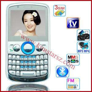 3 [سم] بطاقة تلفزيون [ويفي] [موبيل فون] [ق10]