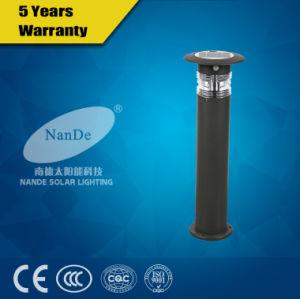 3.7V5ahリチウム電池が付いている3W LEDの高い明るさの芝生の太陽ライト