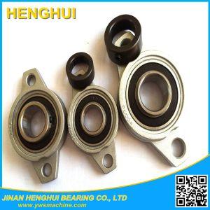 Sellado de caucho Kfl08 Aleación de zinc de rodamiento de chumacera