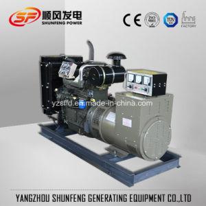 50kw 중국 Weichai 엔진을%s 가진 침묵하는 전력 디젤 엔진 발전기