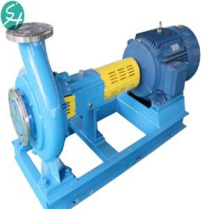 Fabrication de la pâte de papier recyclé de la pompe pour moulin à papier