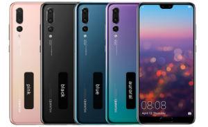 Huawei P20 PRO 6GB de RAM 128 GB de ROM IP67 Smart Phone