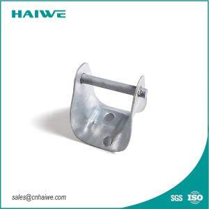 Secundaria aislada y Callejón horquillas para el hardware de la línea de polos