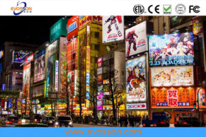 Nouveau module à LED P6 en couleur de l'écran de panneau à LED de la publicité de plein air