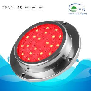 卸し売りIP68 316ss RGBオン/オフ制御されたLEDのプール水中ライト