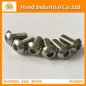 Anti-rouille  prix d'usine SS304 1/4~5/8 vis à tête creuse tête bouton
