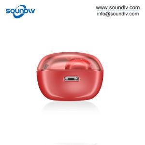 Micが付いている防水Bluetoothのステレオの無線移動式ヘッドセットのヘッドホーンのイヤホーン