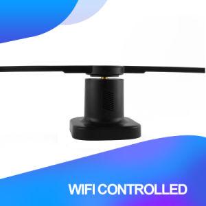 3D голограмма на дисплее LED вентилятор для использования внутри помещений реклама оборудование