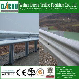Auto-estrada Dachu rodovia Expressway Tri Beam W corrimão de feixe