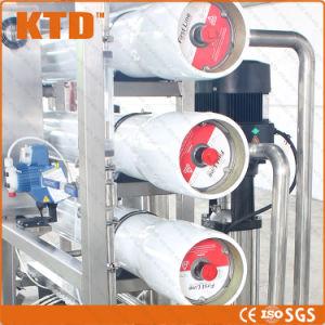 Cer ISO1500l/h RO-ultraviolette Wasser-Reinigungsapparat-umgekehrte Osmose für Wasserbehandlung-Filtration u. Reinigung