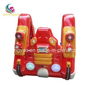 Детский тематический парк аттракционов работать от батареи бампер автомобиля с музыкальным функции