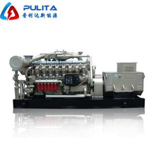 Biogas-Generator des Fabrik-Preis-600kVA für Verkauf