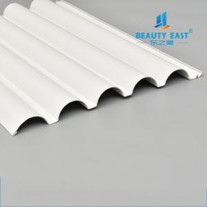 Перфорированный алюминиевый фасад оболочка листов дизайн