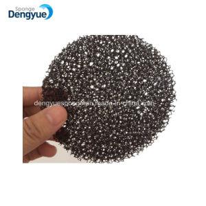 Limpeza de poros reticulada Quick Dry Poliuretano aerada de Espuma do Filtro de Ar