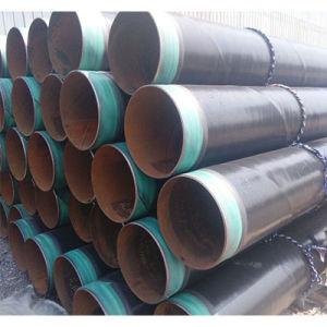 Антикоррозионная обработка 3lpe Spriral стальную трубу