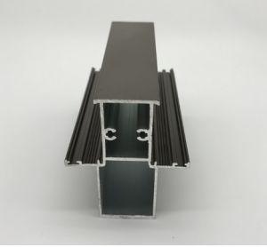 Profili di alluminio ricoperti polvere per la finestra ed il portello di scivolamento