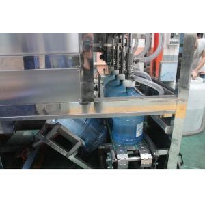 Automatic 3-5galão Barreled Grandes garrafas de água de enchimento de lavar roupa máquina de nivelamento