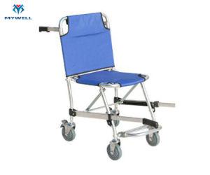M-CE01 liga de alumínio Cadeira de evacuação maca