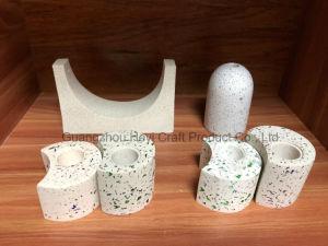 De Ornamenten van het Huis van de Pompoen van het terrazzo, het BinnenMeubilair van het Bureau (gzhy-vriespunt-027)