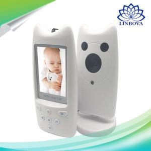 De draadloze Digitale VideoMonitor van de Babysitter van de Monitor van de Baby Elektronische met LCD TFT van 2.4 Duim het Scherm