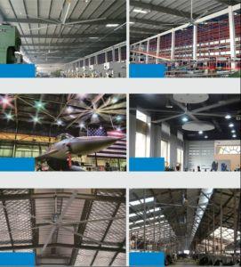 Hoge Prestaties 5 de Grote Industriële Plafondventilator van Bladen