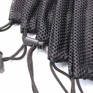 Le Club de Football noir de lavage et de robe sac sac de lavage personnalisé