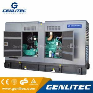 Tipo de silencioso de 50Hz 320kw 400kVA Generador Diesel con motor diesel Cummins