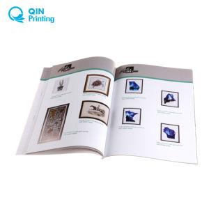 工場低価格のフルカラーのオフセット印刷カタログ