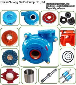China-Fabrik 4/3 C-Ahr Gummizwischenlage-Schlamm-Pumpe und Teile