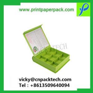 عالة ممتازة نوعية بالتفصيل يعبّئ صندوق هبة ورقيّة يعبّئ مغنطيسيّة إغلاق صندوق