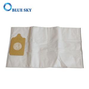 Bolsa de material sintético de color blanco para el hogar de HEPA Aspirador Central
