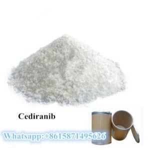 Antineoplastische Drogen Recentin des 99% Reinheit Cediranib Puder-Azd2171 288383-20-0